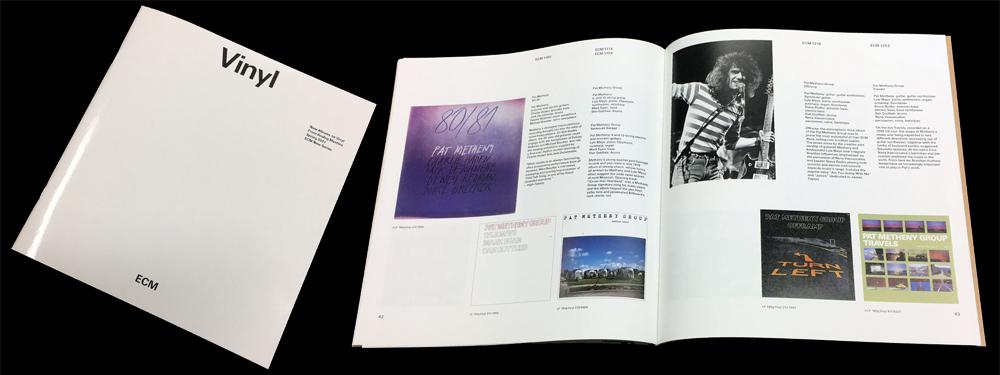 ECM輸入アナログ盤カタログ2017