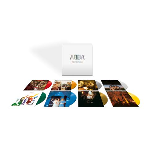 アバ / The Studio Albums [8LP Coloured Vinyl Box]【輸入盤】【アナログ】