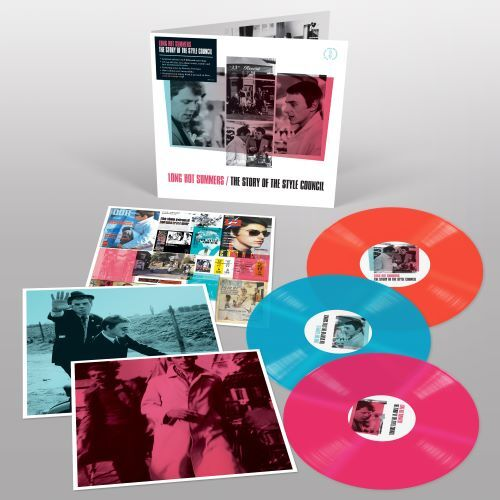 ザ・スタイル・カウンシル / Long Hot Summers: The Story of The Style Council [Exclusive Couloured Vinyl]【輸入盤】【UNIVERSAL MUSIC STORE限定盤】【3LP】【アナログ】