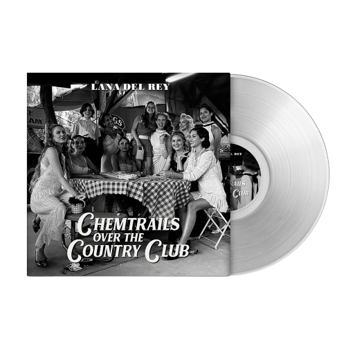 ラナ・デル・レイ / Chemtrails Over The Country Club [Retail Exclusive Transparent Vinyl]【輸入盤】【UNIVERSAL MUSIC STORE限定盤】【1LP】【アナログ】