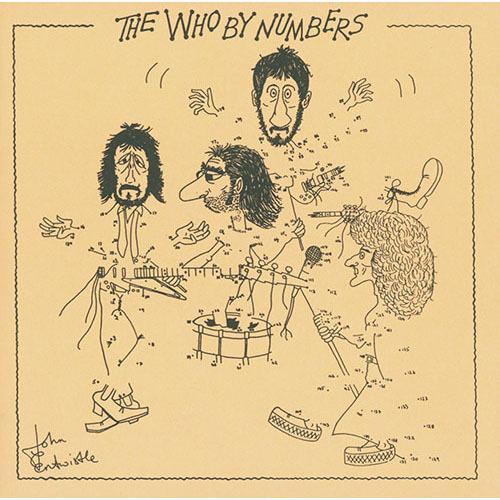 ザ・フー / The Who By Numbers【輸入盤】【アナログ】