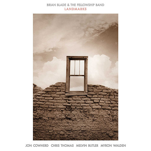 Brian Blade & the Fellowship / Landmarks【輸入盤】【アナログ】