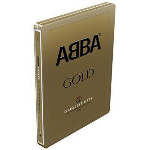 ABBA / ABBA GOLD - 40th Anniversary Steel Box Edition【輸入盤】【LIMITED】【CD】
