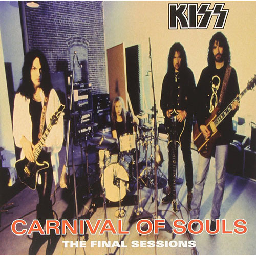 KISS / Carnival Of Souls【LIMITED】【輸入盤】【アナログ】