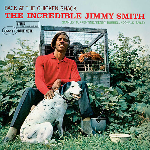 Jimmy Smith  / Back At The Chicken Shack【輸入盤】【アナログ】