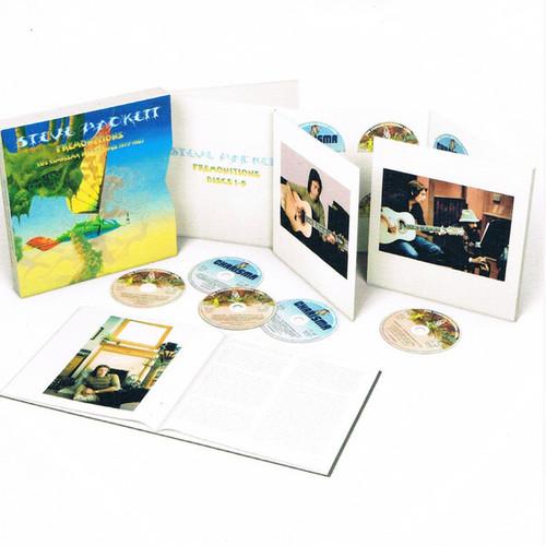 スティーヴ・ハケット / Premonitions - The Charisma Recordings 1975-1983【輸入盤】【10CD+4DVDAudio】【CD】