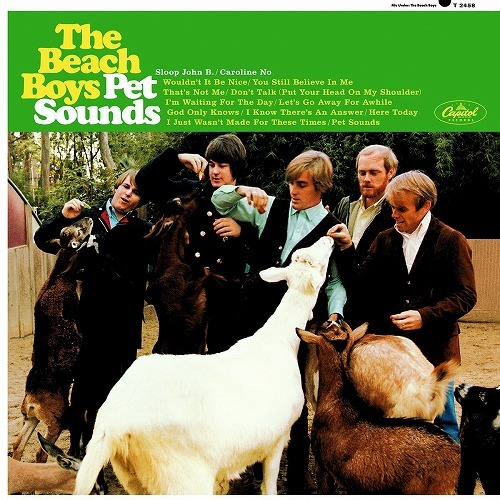 ザ・ビーチ・ボーイズ / Pet Sounds (50th Anniversary Mono LP +download card)【輸入盤】【アナログ】