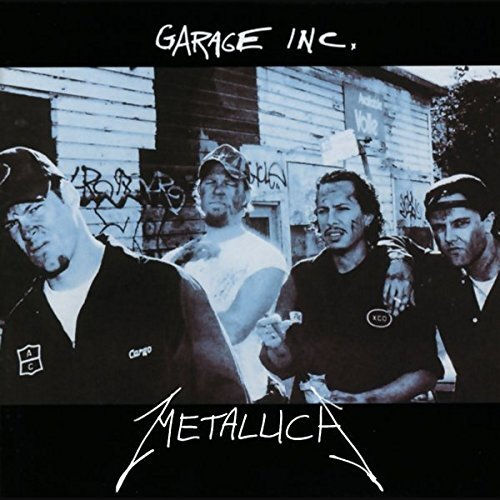 メタリカ / Garage Inc【3LP】【International Version】【輸入盤】【アナログ】