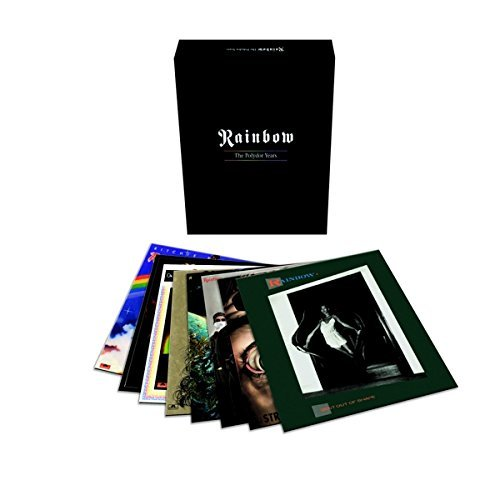 レインボー / The Polydor Years【Vinyl Box Set】【LIMITED】【輸入盤】【アナログ】