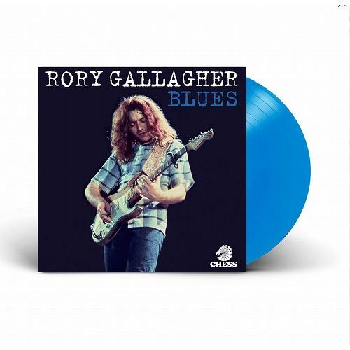 Rory Gallagher / Blues【輸入盤】【2LP】【カラー・ヴィニール】【UNIVERSAL MUSIC STORE限定盤】【アナログ】