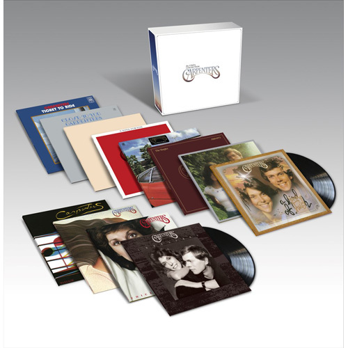 カーペンターズ / The Vinyl Collection【輸入盤】【Limited Edition】【12LP Box Set】【アナログ】