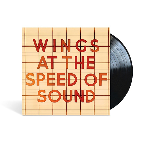 ウイングス / Wings At The Speed Of Sound【Limited Edition】【輸入盤】【アナログ】