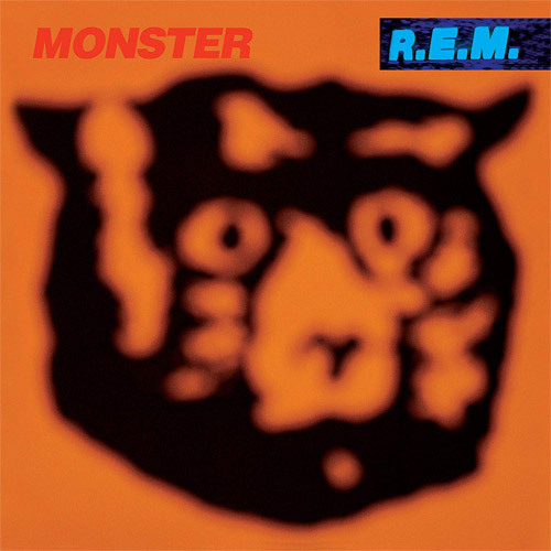R.E.M. / Monster - 25th Anniversary Edition -【直輸入盤】【180g重量盤LP】【アナログ】