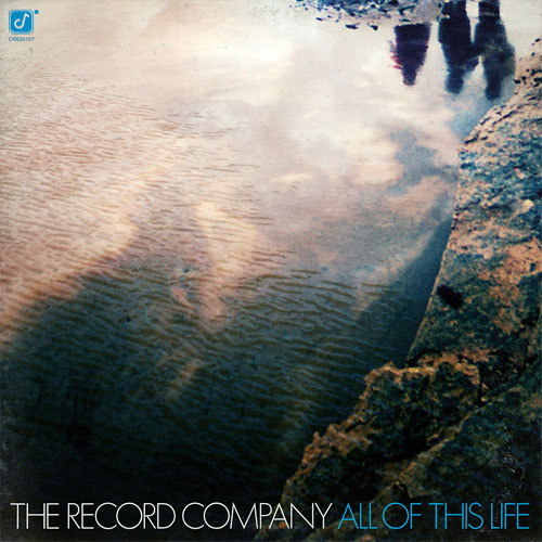The Record Company / All Of This Life【直輸入盤】【CD】