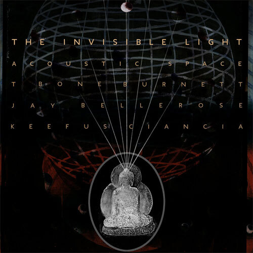 T・ボーン・バーネット / The Invisible Light: Acoustic Space【直輸入盤】【180g重量盤2LP】【アナログ】
