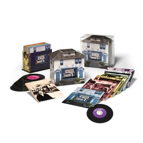 Motown: Various Artist / Motown: The Complete #1's [11Box Set]【CD】