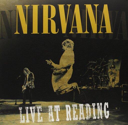 ニルヴァーナ / LIVE AT READING【輸入盤】【アナログ】