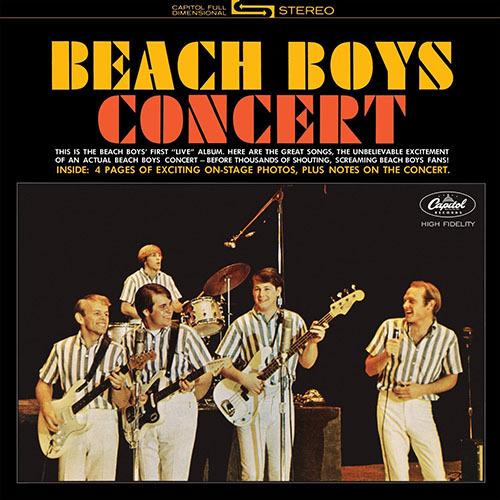 ビーチ・ボーイズ / Beach Boys Concert【1LP】【輸入盤】【アナログ】