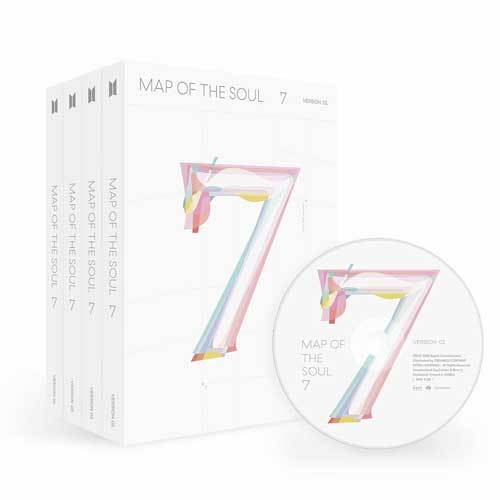 BTS / MAP OF THE SOUL : 7【輸入盤】【CD】