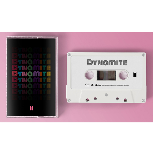 BTS / Dynamite - Limited Edition Cassette【カセットテープ】