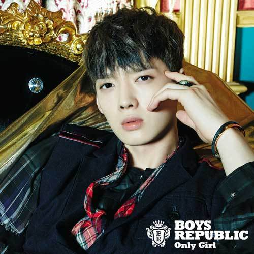 Boys Republic / Only Girl【ソヌ Ver.】【CD MAXI】