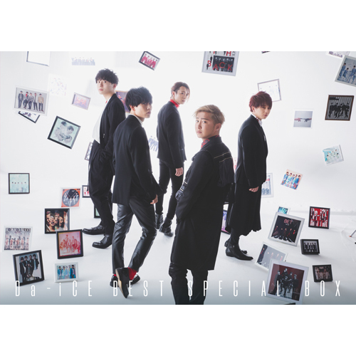 Da-iCE / Da-iCE BEST【完全生産限定SPECIAL BOX】【UNIVERSAL MUSIC STORE限定商品】【CD】【+Blu-ray】【+BOOKLET】【+GOODS】