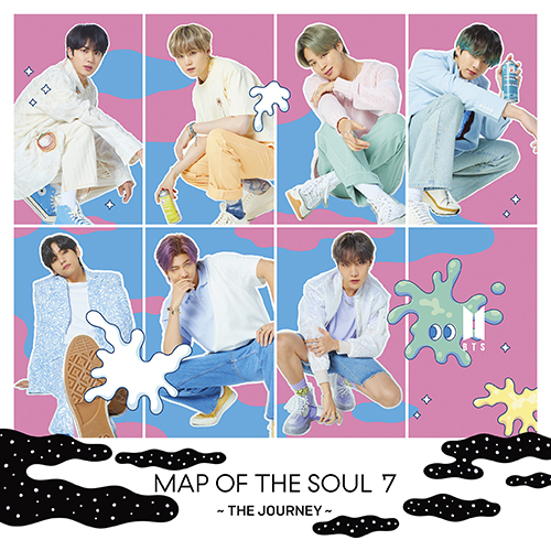 BTS / MAP OF THE SOUL : 7 ~ THE JOURNEY ~【UNIVERSAL MUSIC STORE限定盤】【CD】