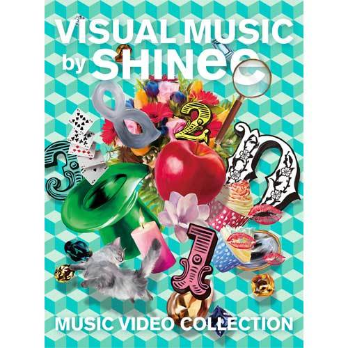 SHINee / VISUAL MUSIC by SHINee ~music video collection~【UNIVERSAL MUSIC STORE限定盤】【Blu-ray】