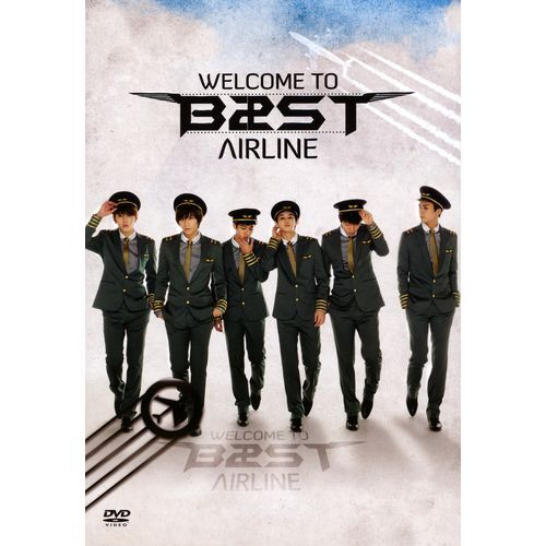 BEAST / BEAST The 1st Concert WELCOME TO BEAST AIRLINE DVD【DVD】