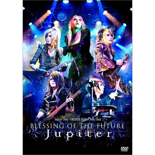 Jupiter / BLESSING OF THE FUTURE【DVD】