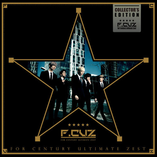 F.CUZ / For century ultimate zest Collector's Edition【CD】