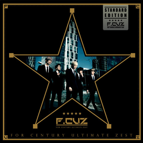 F.CUZ / For century ultimate zest Standard Edition【CD】
