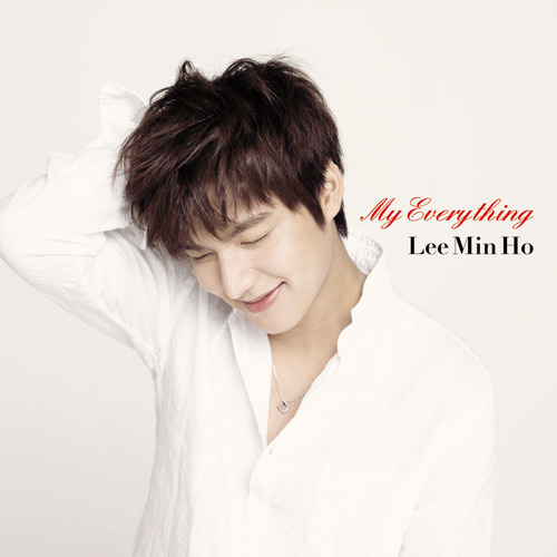 イ・ミンホ / My Everything【CD】
