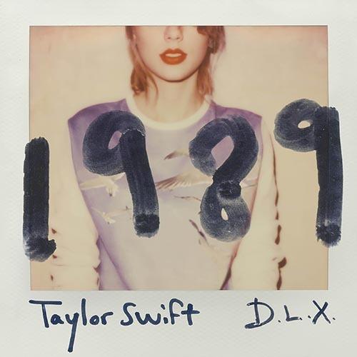 テイラー・スウィフト / 1989【デラックス・エディション】【CD】【+DVD