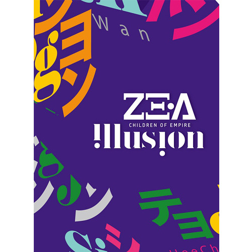 ZE:A / Illusion【初回限定盤】【CD】