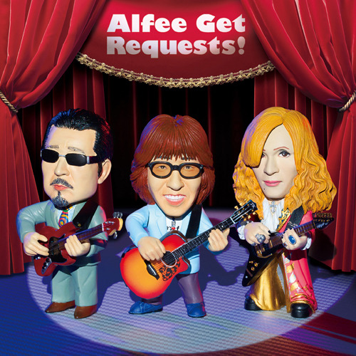 THE ALFEE / Alfee Get Requests【通常盤】【CD】