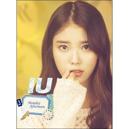 IU / Monday Afternoon【初回生産限定盤Type A】【CD MAXI】
