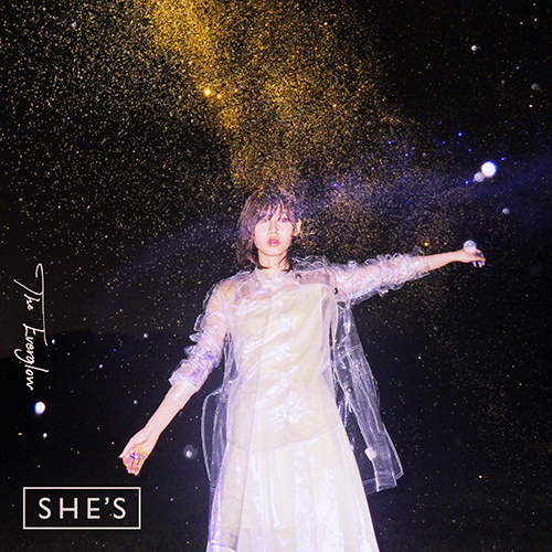SHE'S / The Everglow【初回限定盤】【CD MAXI】【+DVD】