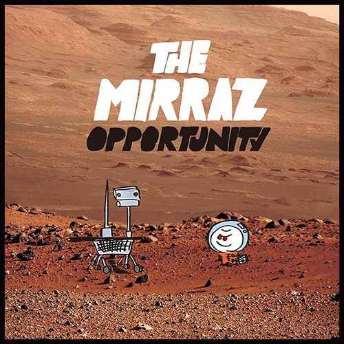The Mirraz / OPPORTUNITY【初回限定盤】【CD】【+DVD】