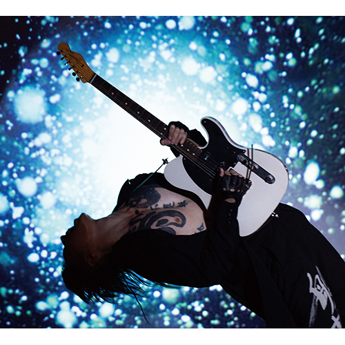 MIYAVI / SAMURAI SESSIONS vol.3 - Worlds Collide -【初回限定盤】【CD】【+DVD】