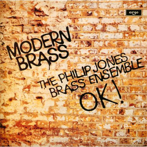 モダン・ブラス【CD】 | フィリップ・ジョーンズ・ブラス・アンサンブル | UNIVERSAL MUSIC STORE