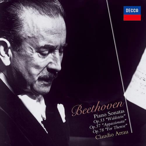 ベートーヴェン:ピアノ・ソナタ《ワルトシュタイン》《熱情》 他