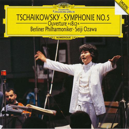 曲豆_チャイコフスキー:交響曲第5番、序曲《1812年》 【CD】【SHM-CD ...