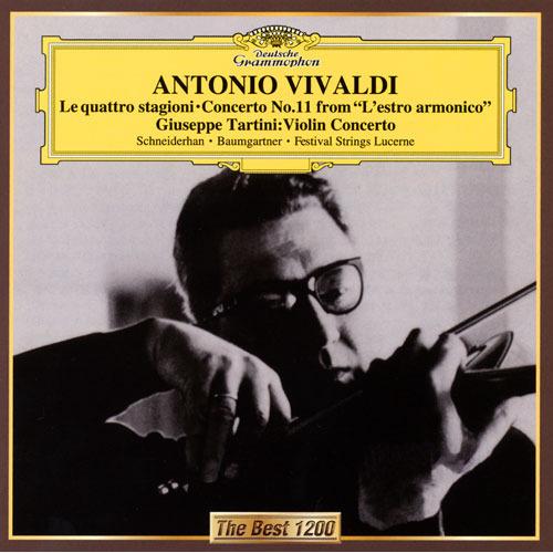 ヴィヴァルディ:協奏曲集《四季》、他【CD】 | ヴォルフガング ...