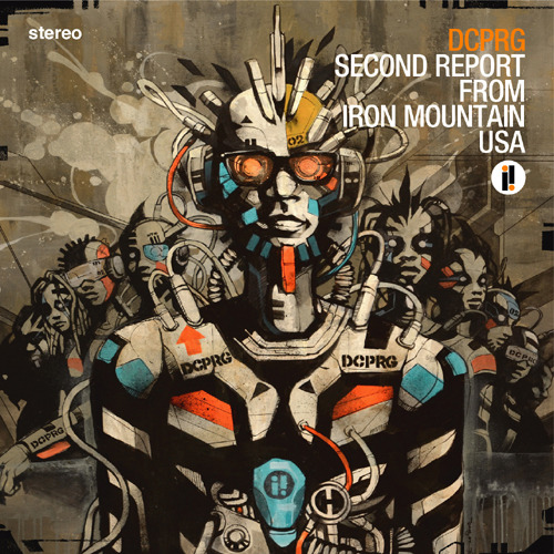DCPRG / SECOND REPORT FROM IRON MOUNTAIN USA【CD】【SHM-CD】