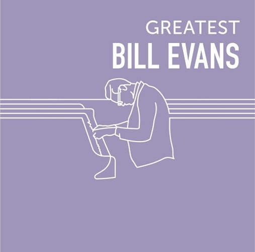 ビル・エヴァンス / GREATEST BILL EVANS【CD】