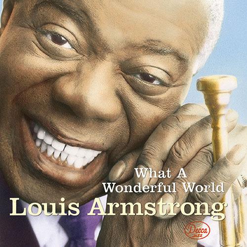 この素晴らしき世界【CD】 | ルイ・アームストロング | UNIVERSAL ...