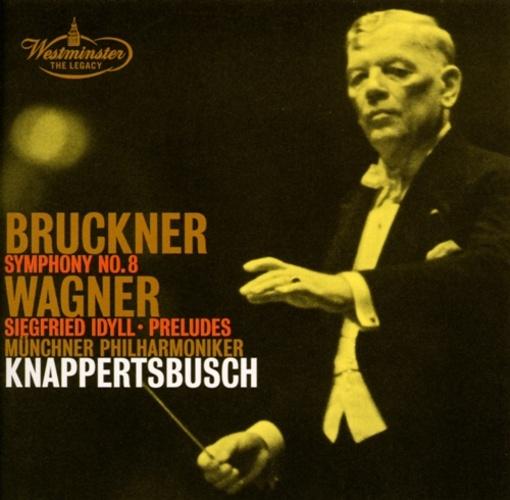 ブルックナー: 交響曲第8番、他【CD】【UHQCD】 | ハンス・クナッ ...