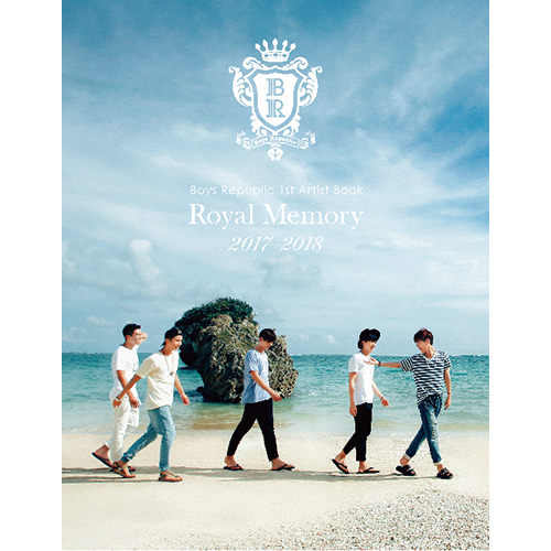 Boys Republic / Boys Republic 1st Artist Book「Royal Memory 2017-2018」