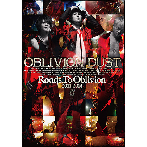 OBLIVION DUST / Roads To Oblivion【DVD】